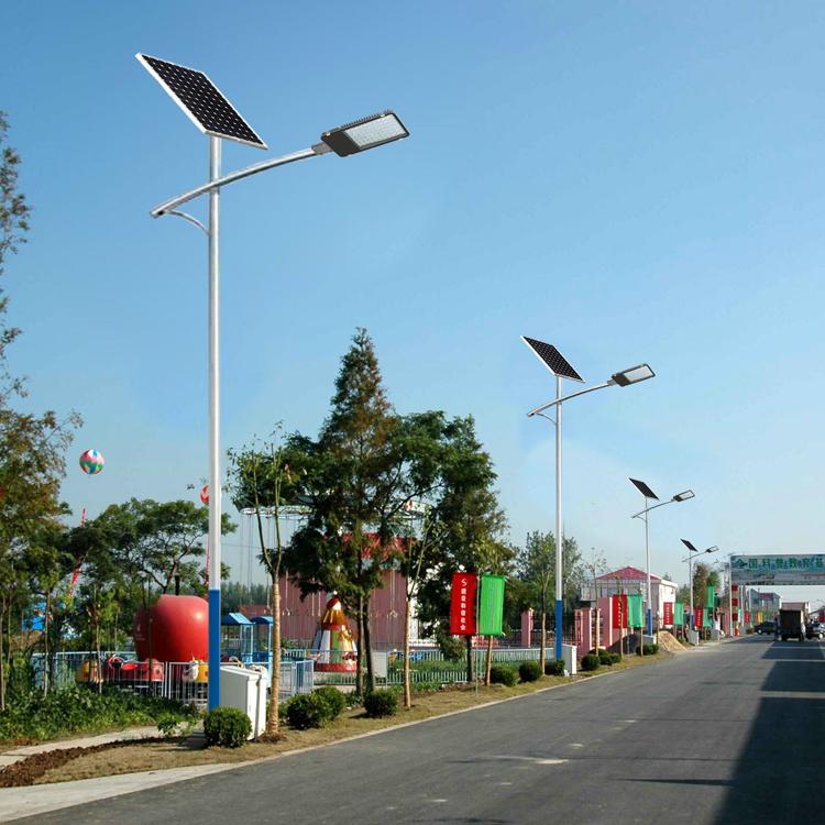 双头太阳能路灯 太阳能够道路照明