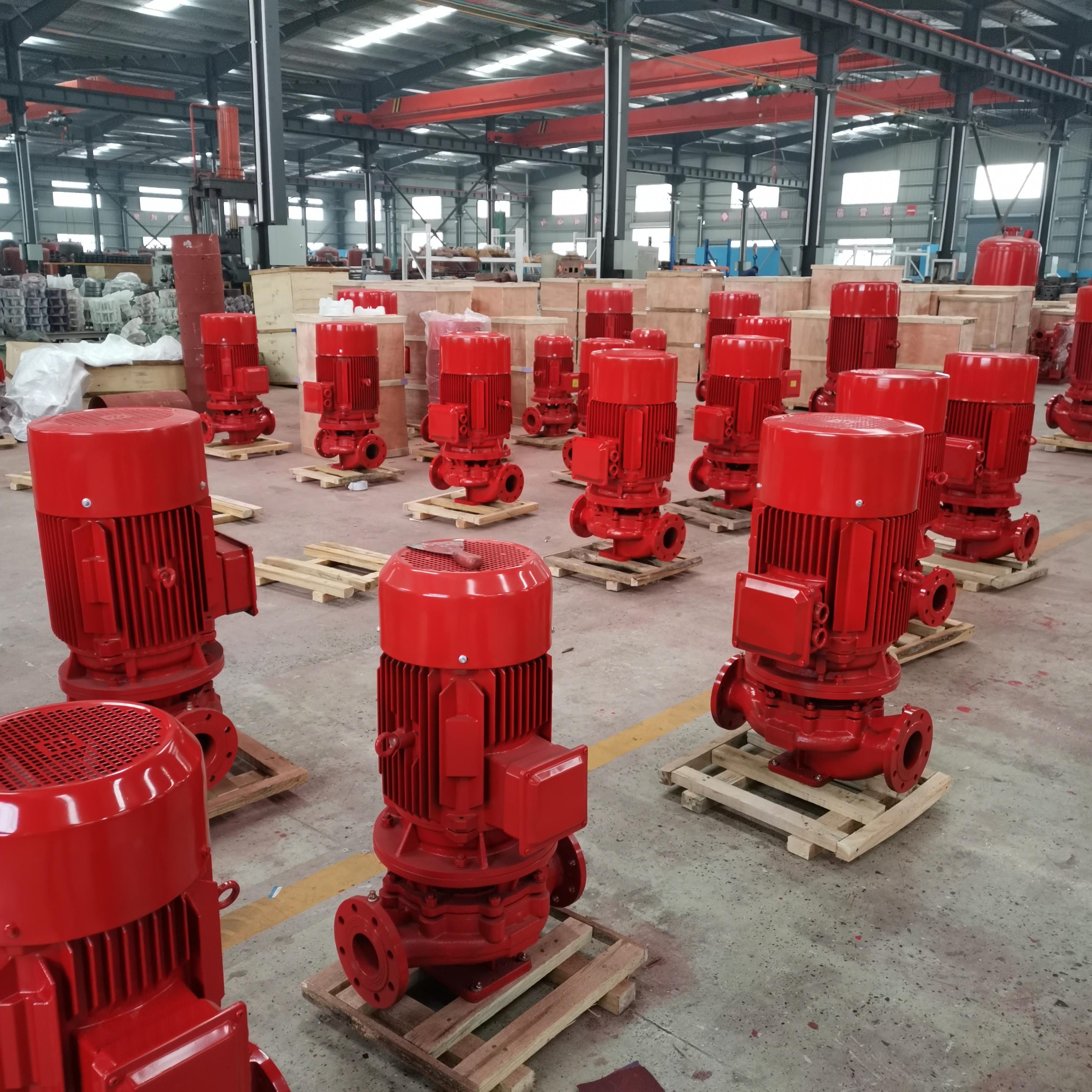 室内消火栓泵 专业生产消防泵厂家供货