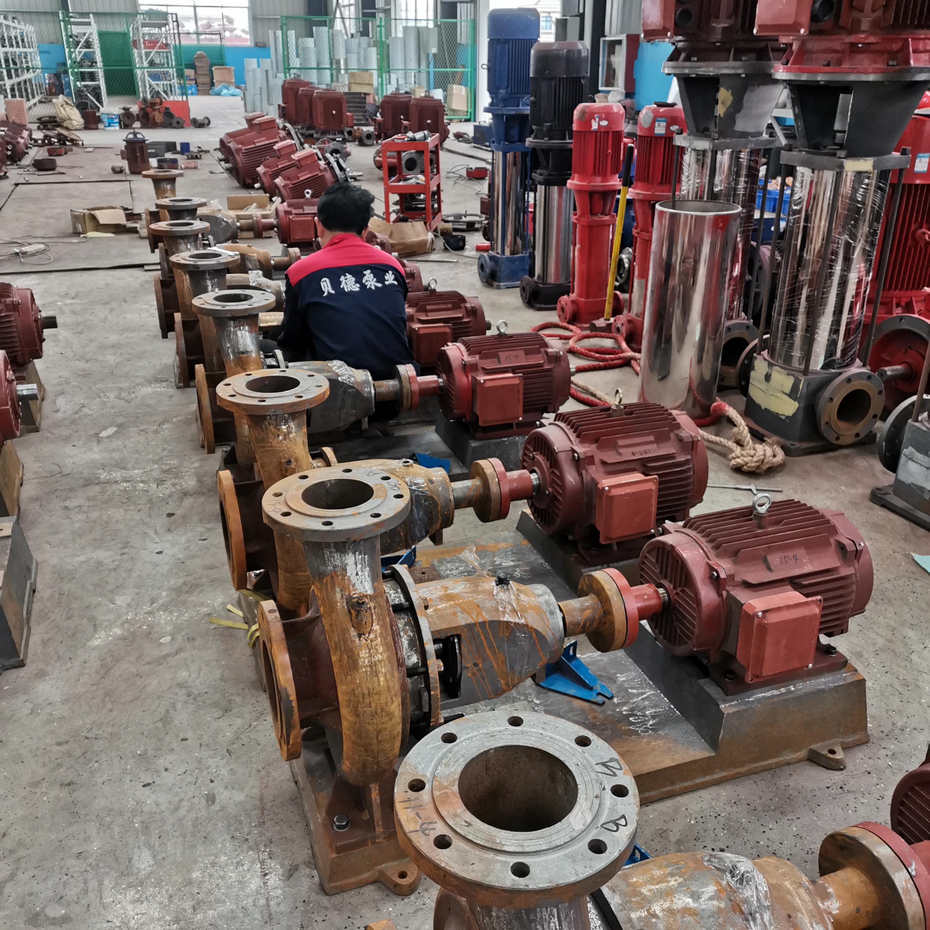 消防水泵 销售室外消火栓泵厂家