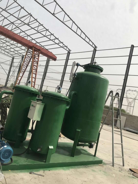 陆用油水分离器 污水处理油水分离机 厂家生产