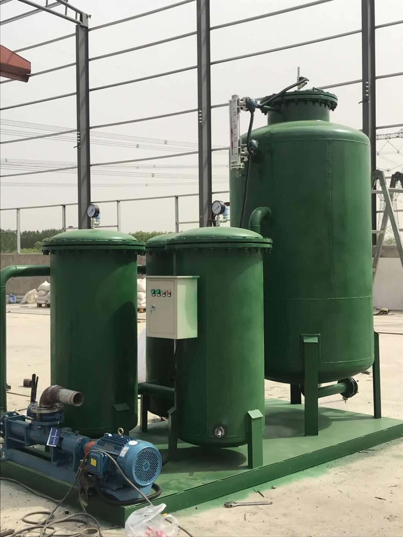大型油水分离器 全自动污水隔油设备 生产加工定制