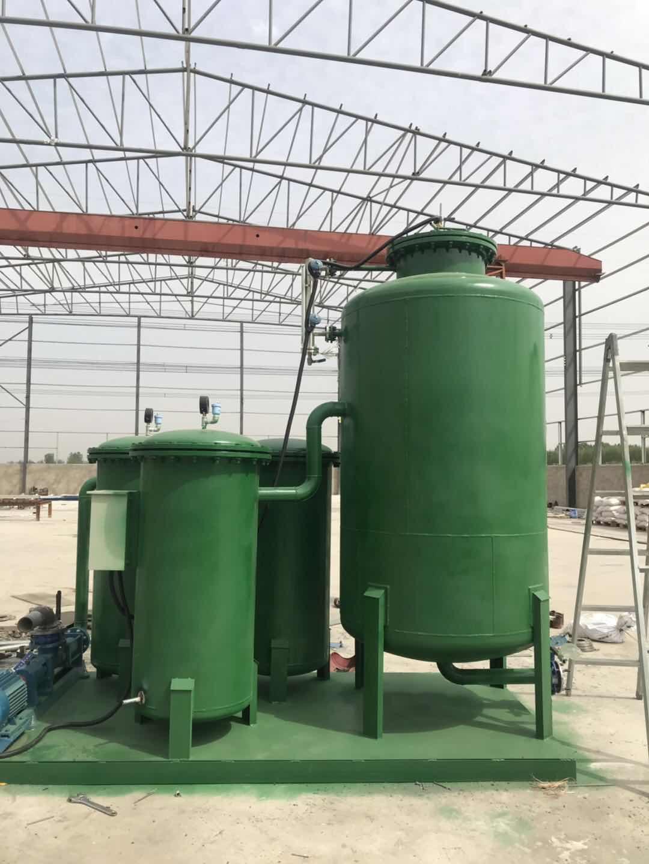 全自动油水分离器 污水处理油水分离机 厂家生产