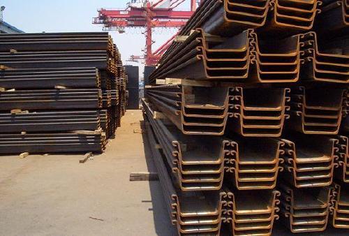 深圳镀锌钢板桩价格