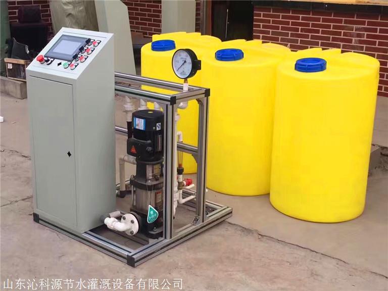 南昌380V供电水肥一体机