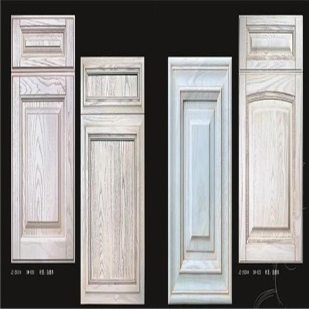 防水防潮橱柜门板 白色橱柜门装饰面板 橱柜厂家地址