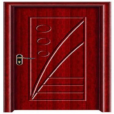 房间平开钢木门 隔断墙用室内钢木门 金属钢木门的安装方法
