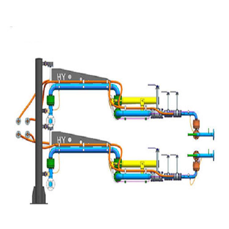 LNG裝卸車鶴管 商洛市LNG裝卸車鶴管定制