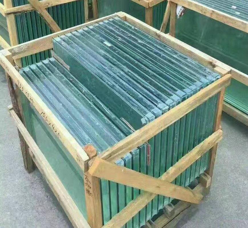 烧检防火玻璃 口碑好的中空防火玻璃价格 材料足厚足重