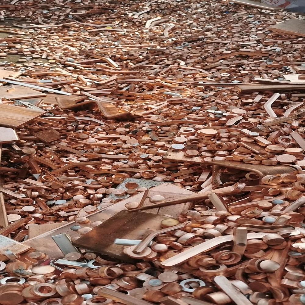 盤錦市廢銅回收廠家 廢銅