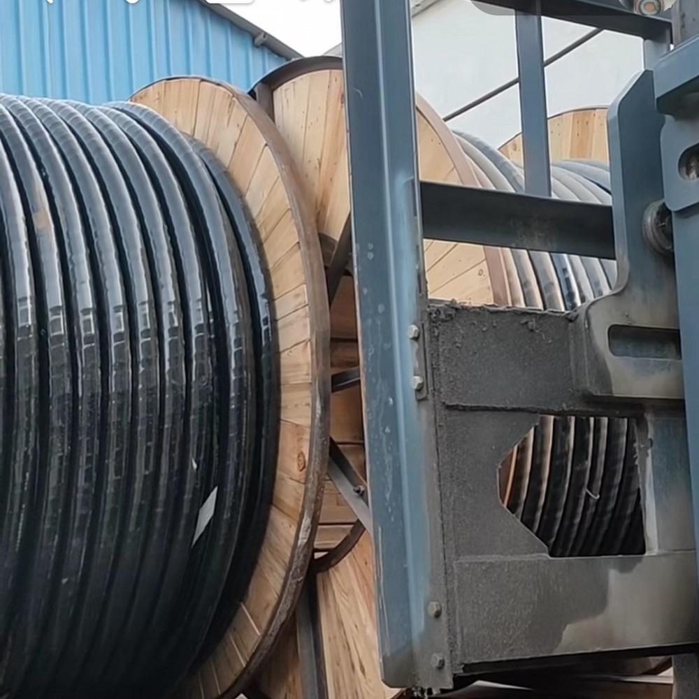 葫芦岛市电缆回收多少钱 废旧电线回收厂家