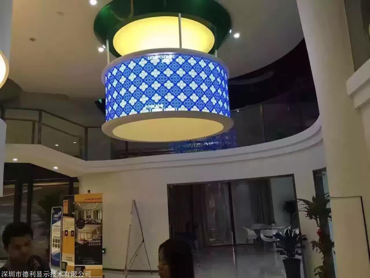 LED柔性屏 LED软模组 嘉兴1点56LED柔性屏维修