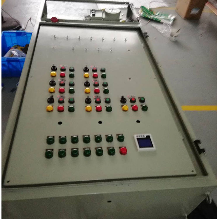 防爆动力配电柜 防爆控制箱 不锈钢防爆配电柜销售厂家