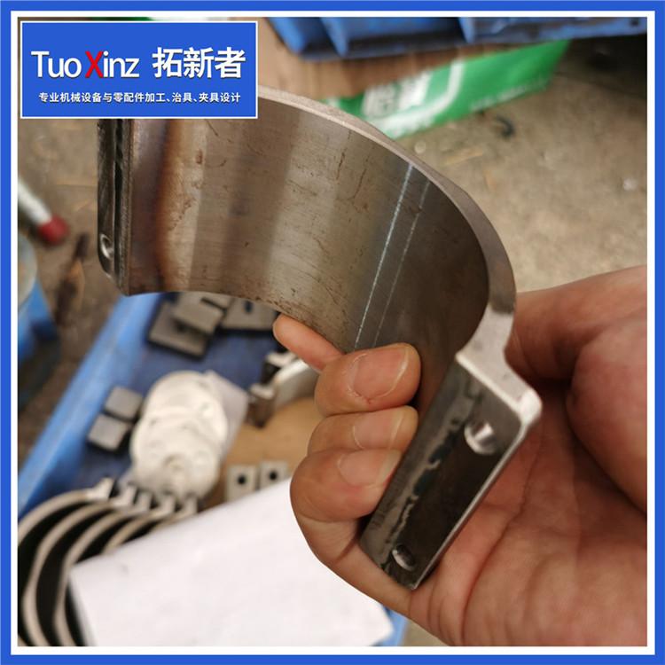 铝件机加工 扬州铝件机加工厂家 拓新者