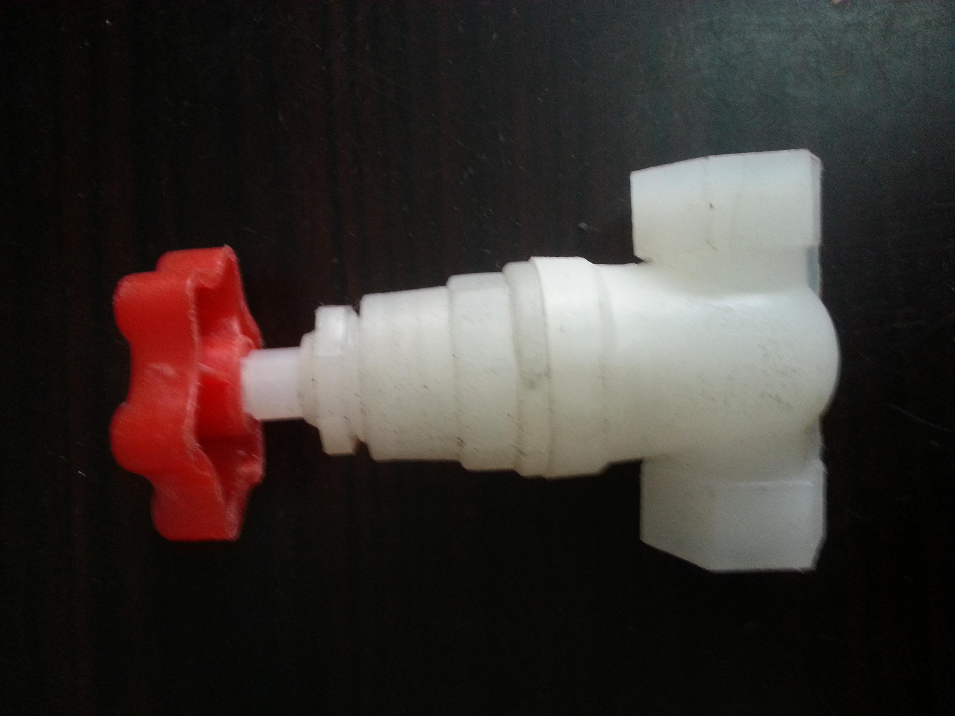RPP塑料截止阀 进口塑料法兰截止阀用途