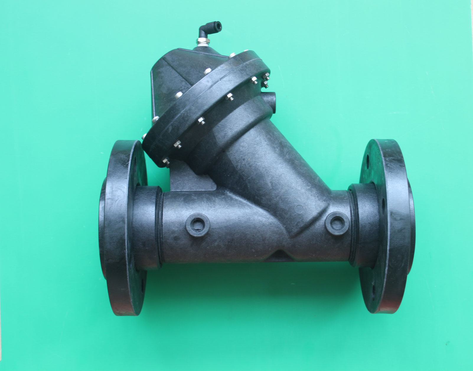 PVDF塑料隔膜阀 UPVC塑料隔膜阀价格