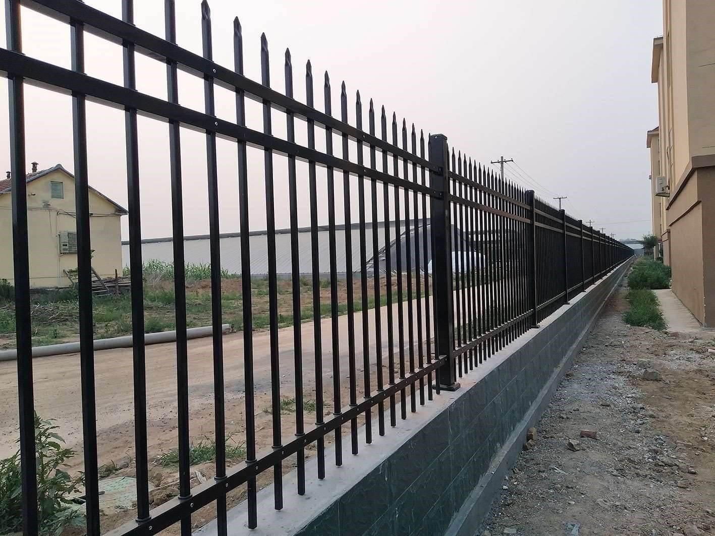 树脂锌钢护栏