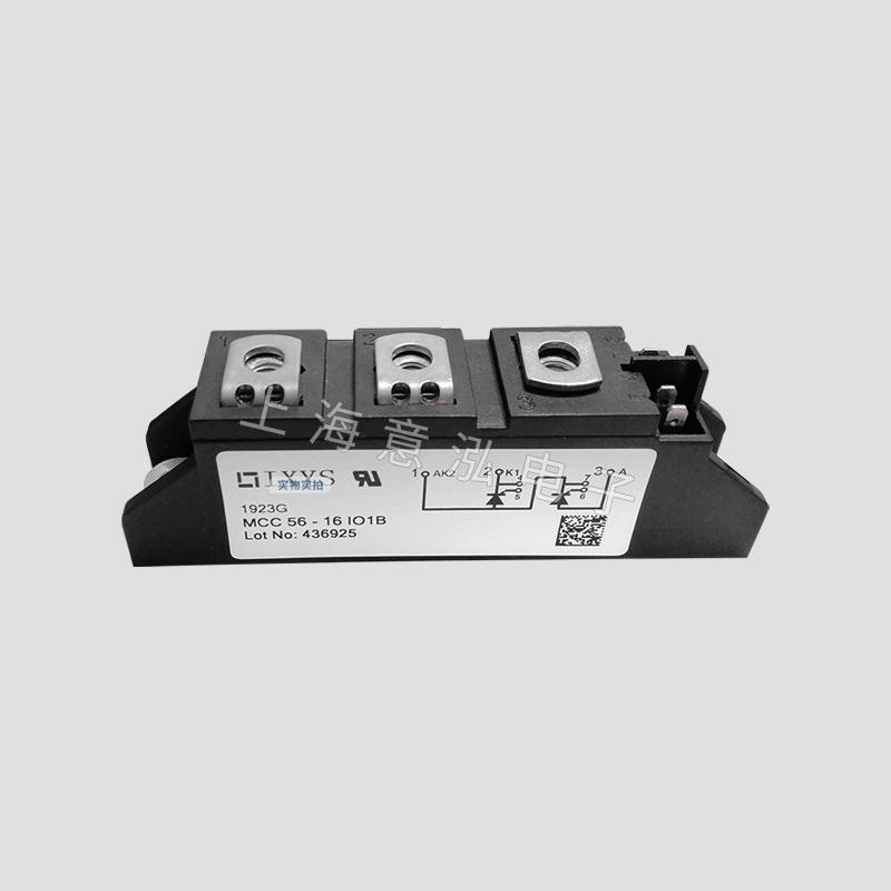 IXYS可控硅 功率模�KMCC7216io8B ��蒂Y料