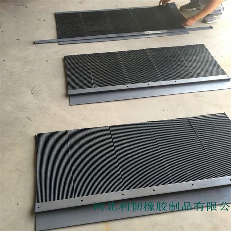 传送箱防尘帘 批发导料槽防尘帘 矿用防尘帘安装