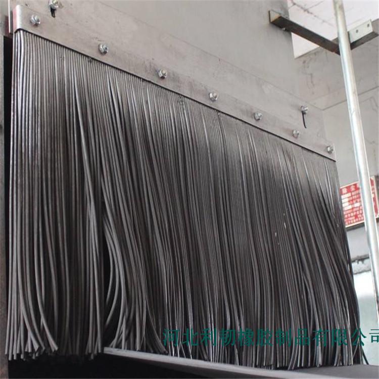 矿用防尘帘 专业定做导料槽挡尘帘 导料槽防尘帘厂家供应