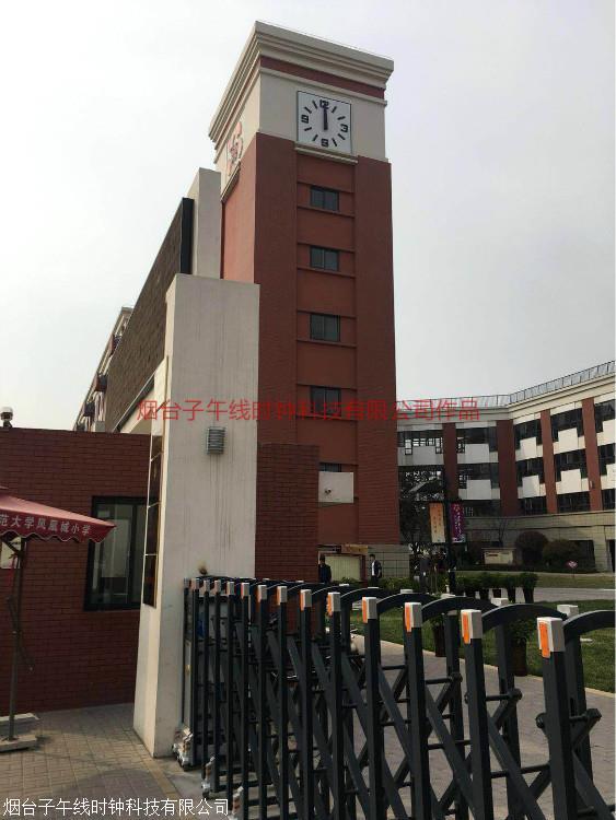 建筑钟厂家 塔钟公司生产商 深受客户好评