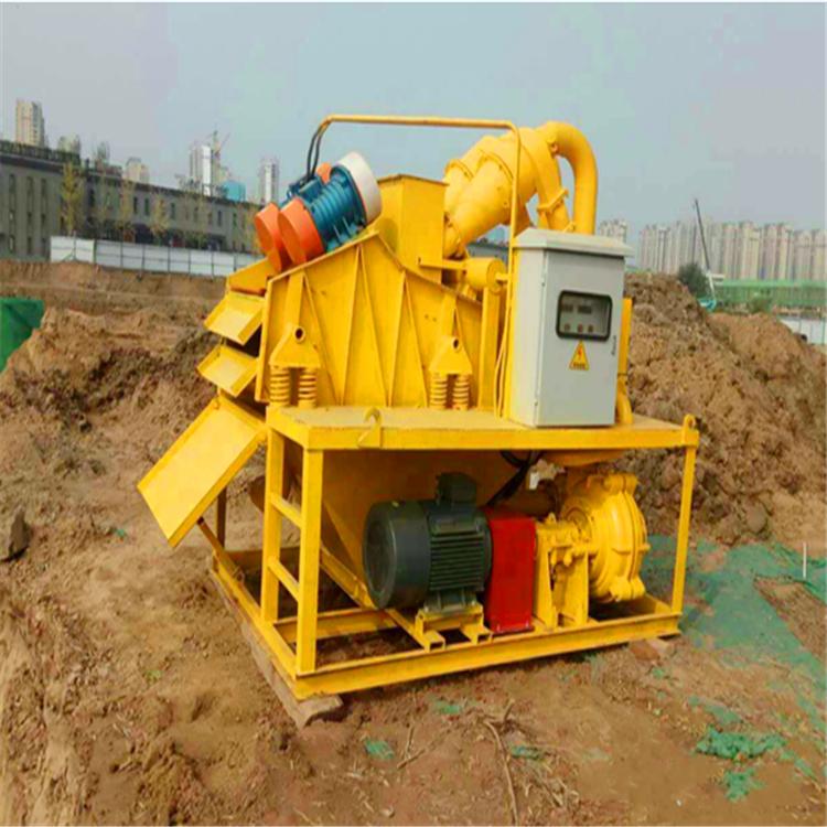 地鐵盾構泥漿分離機 減少環境污染