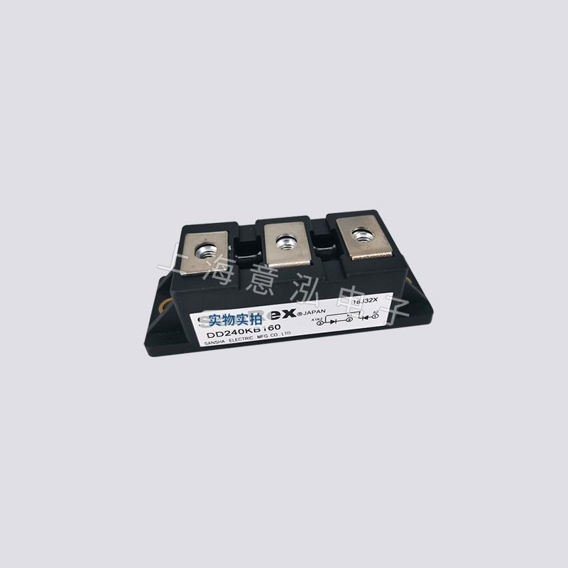 三社可控硅 全控模�KPD70F120 ��与�流