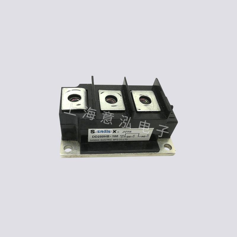 三社可控硅 全控模�KPD130F160 �x型