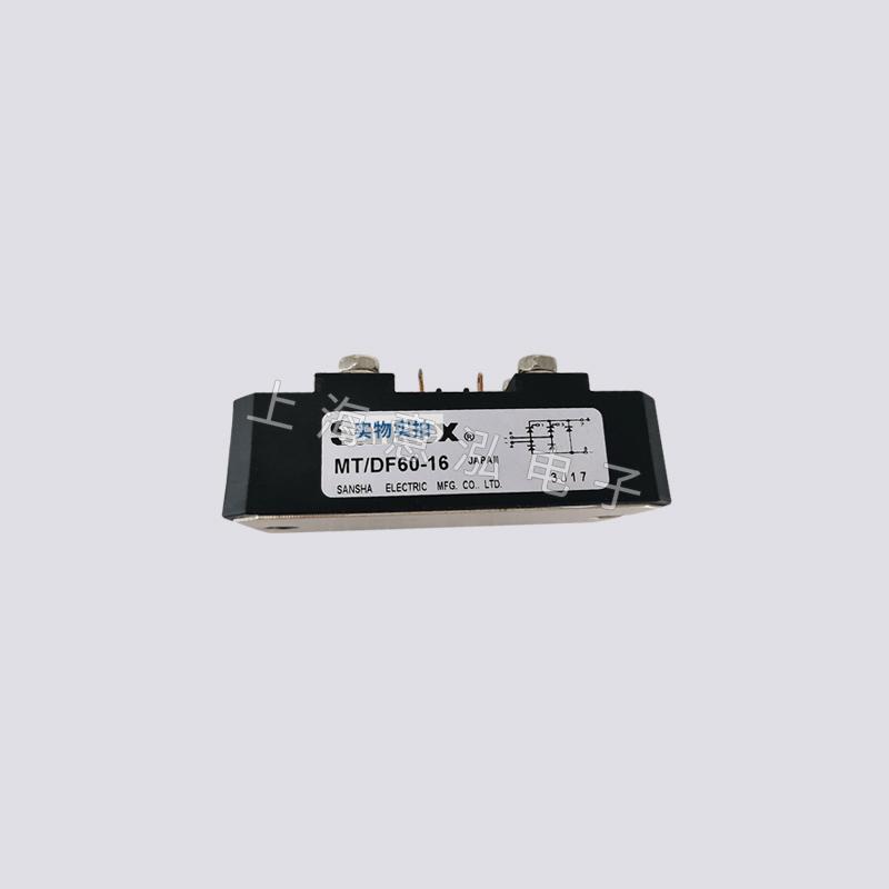 三社可控硅 半控模块PD40F120 接线视频