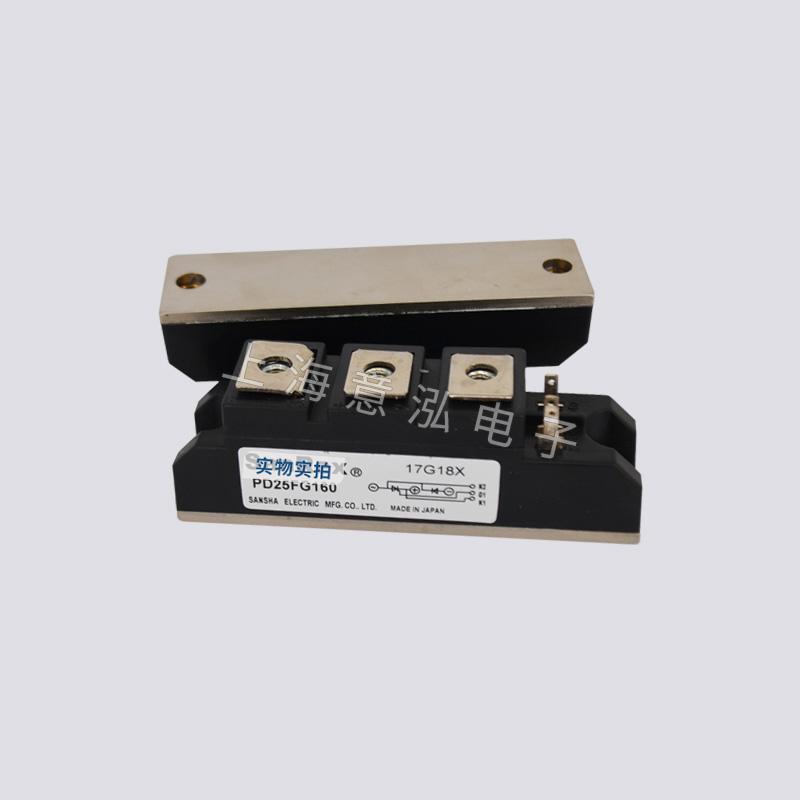 三社可控硅 功率模块AK90GB40 安装与应用