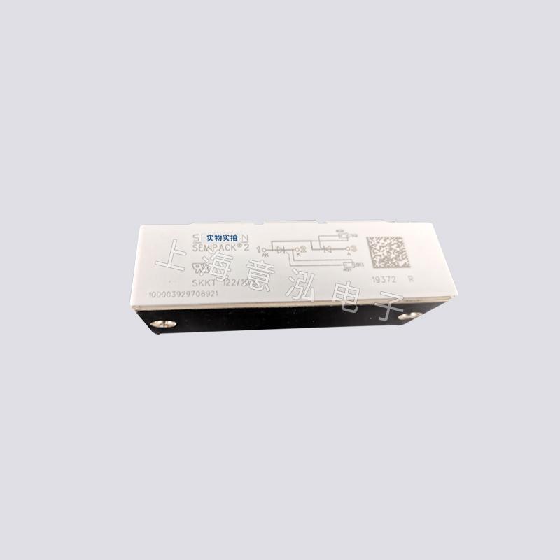德国Semikron螺旋式晶闸管SKT8006D 上海意泓电子质优价廉