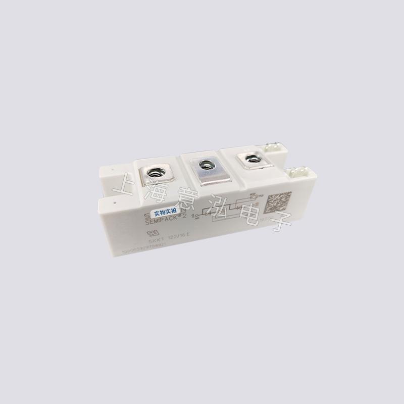 德国Semikron螺旋式晶闸管SKT5006D 电路原理