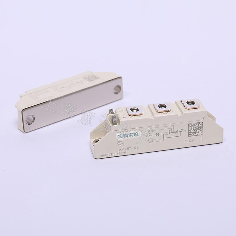 德国Semikron螺旋式晶闸管SKT13016E 全新原装正品