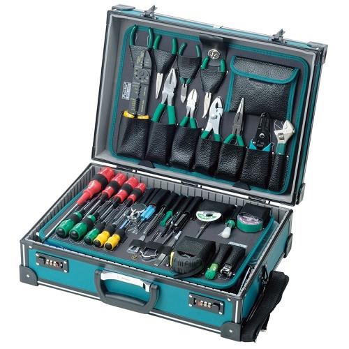 宝工 Pro'skit专业电子工具组,107件组,1PK-1990B-1