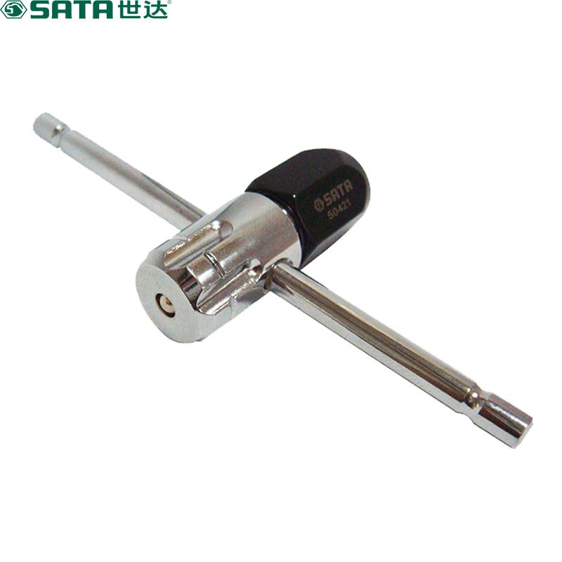 世达 丝锥转接头,M5-M12,配套50401使用 丝锥转接头M5-M12 50422