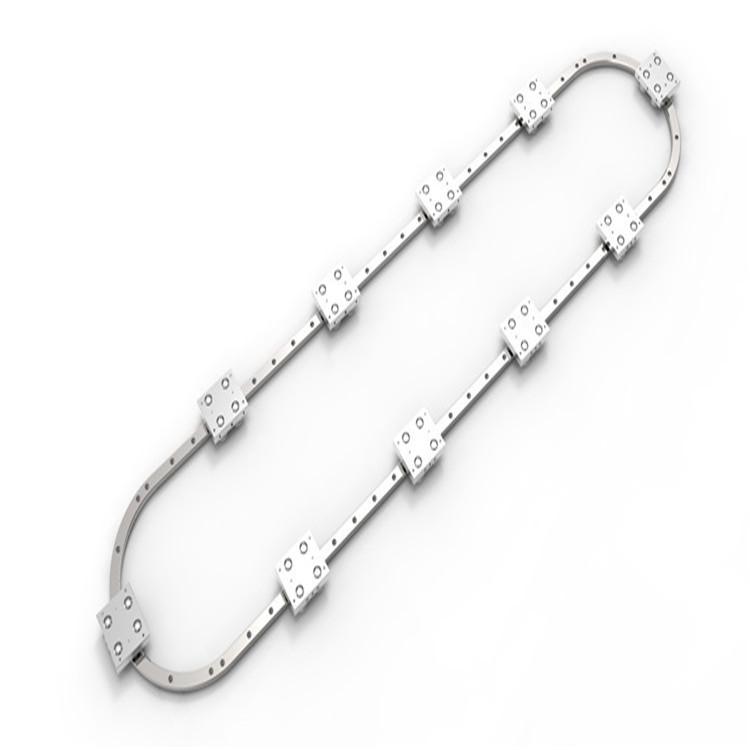 环形生产线 链条输送线规格