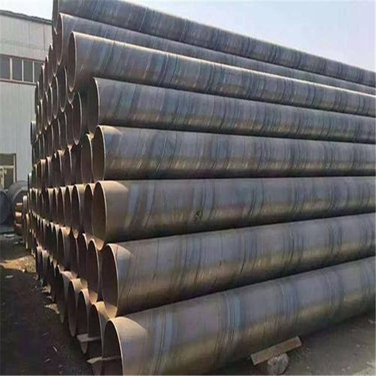 乌鲁木齐螺旋钢管防腐 大型螺旋钢管 大量现货供应
