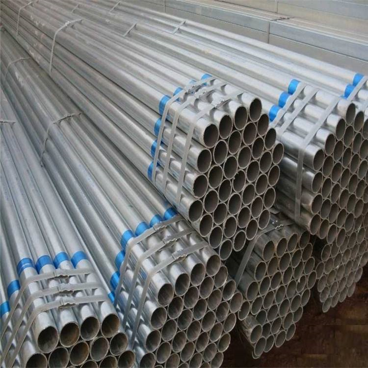 乌鲁木齐热镀锌管价格 镀锌方管厂 可按需定做