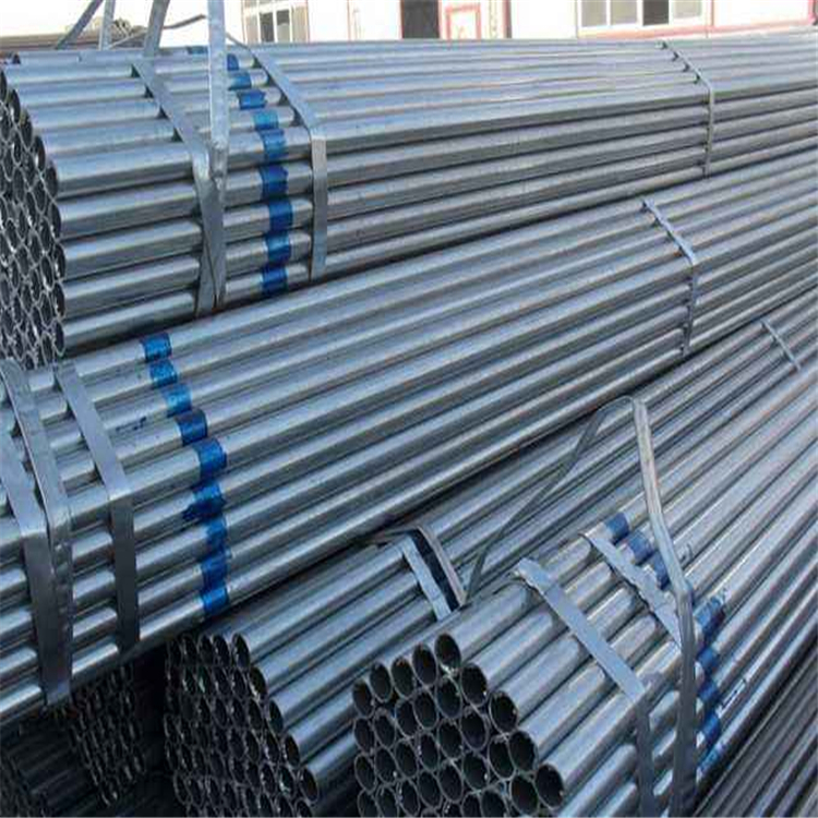新疆大棚镀锌管 方镀锌管道 产品质量好