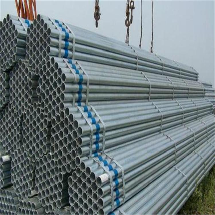 新疆衬塑镀锌管 小口径热镀锌方矩管 价格低 质量优