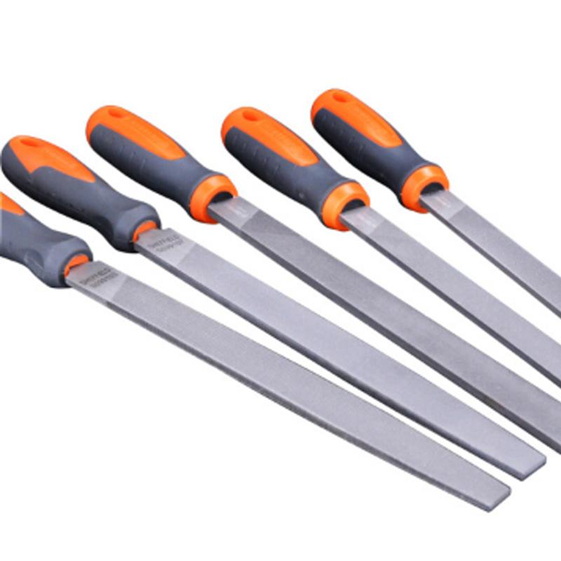 """钢盾 锉刀,细齿 平锉12"""",S099112 细齿平锉12 S099112"""