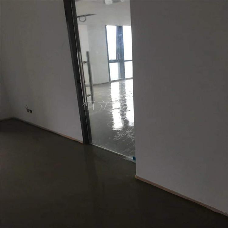水泥自流平地坪 地板找平混凝土 巴中防霉水泥自流平材料