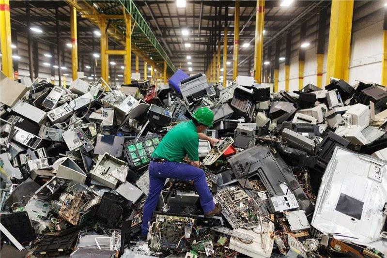 电子产品回收