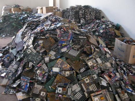 搬厂电子废料承包