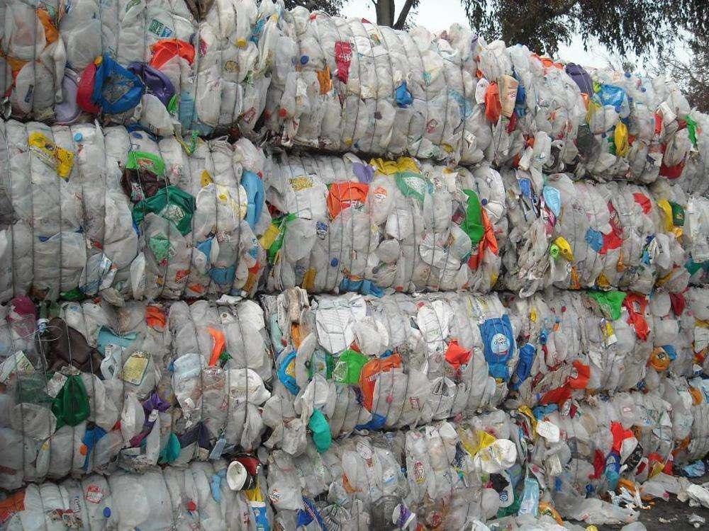 废旧塑料回收 PE塑料回收