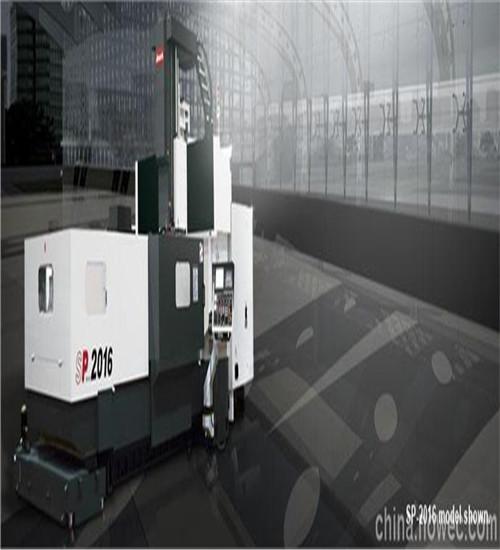 亚崴机床 SP系列龙门加工中心方案