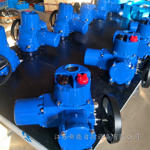 DQW601E電動執行器 電動執行器制作