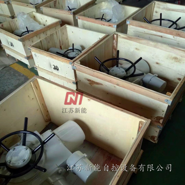 DZB1518B電動執行器 電動執行器代理價