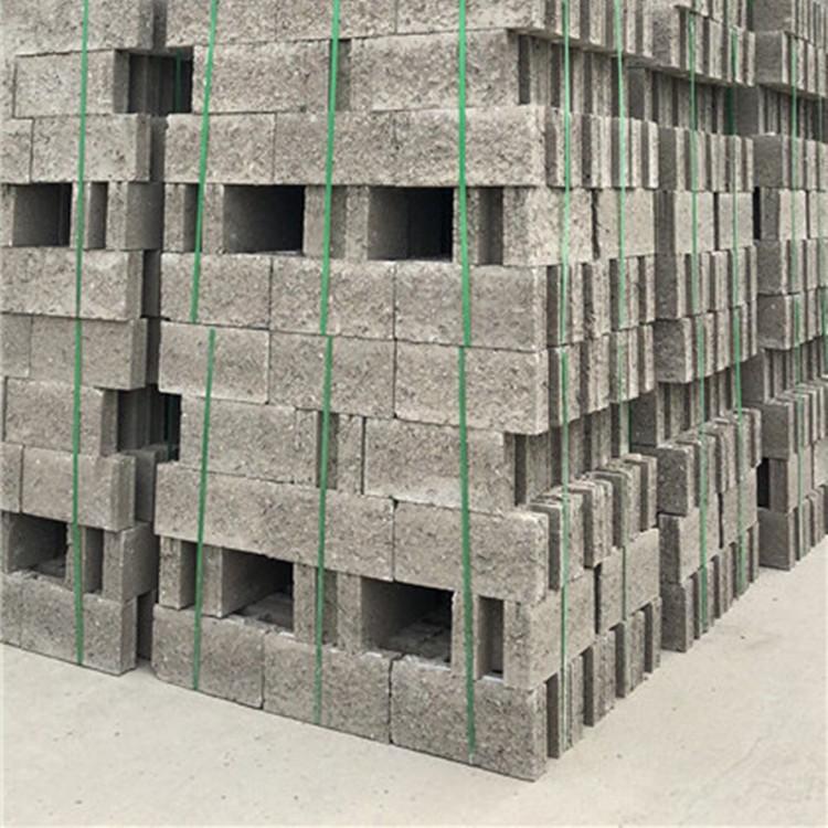 实心砖 实心砖批发 广安透水混凝土砌块