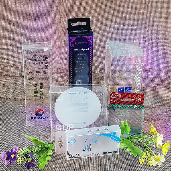 pp透明包装盒 沈阳PVC盒子包装盒批发