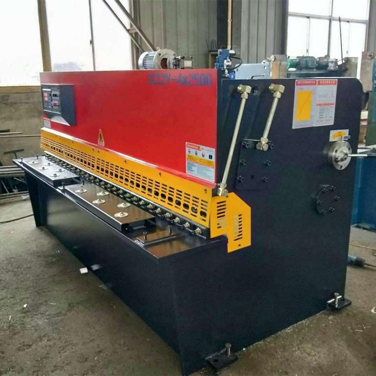 20杠2500液压剪板机 节能MD11数控液压剪板机 现货出售